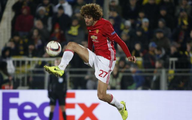 - 1397130241 B9711363761Z - Manchester United et Fellaini en ballottage favorable (1-1) -  actu diables rouges